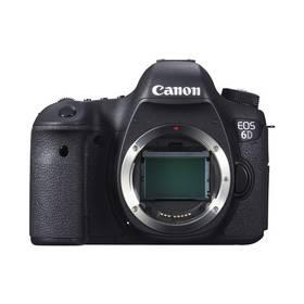 Canon EOS 6D tělo (8035B036AA) černý + K nákupu poukaz v hodnotě 3 000 Kč na další nákup + Doprava zdarma
