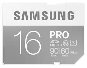Samsung SDHC PRO 16GB UHS-I U3 (90R/60W) (MB-SG16E/EU)