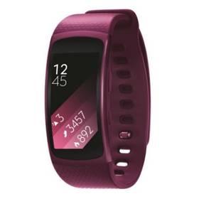 Samsung Gear Fit2 vel. S (SM-R3600ZINXEZ) růžový + Doprava zdarma
