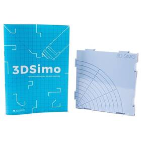 3D SIMO silikonové podložky (G3D2005) (vrácené zboží 8800971014)