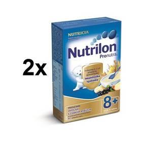 Nutrilon Pronutra ovocná s černým rybízem 8M, 225g x 2ks
