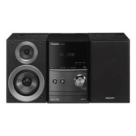 Panasonic SC-PM600EG-K černá + Doprava zdarma