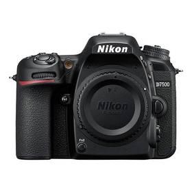 Nikon D7500 černý + Doprava zdarma