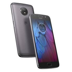 Motorola Moto G5s Dual SIM (PA7W0001CZ) šedý + Doprava zdarma