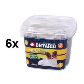 Ontario Snack Vital Bones 6 x 100g