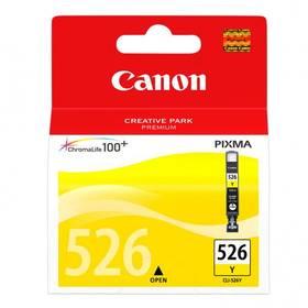 Canon CLI-526 Y, 9ml  - originální (4543B001) žlutá