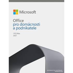 Microsoft Office 2021 pro domácnosti a podnikatele CZ (T5D-03504)