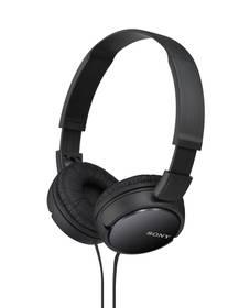 Sony MDRZX110B.AE (MDRZX110B.AE) černá + Doprava zdarma
