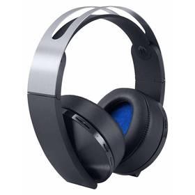 Sony Platinum Wireless pro PS4 s 3D audio (PS719812753) černý