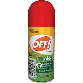 Off! Tropical rychleschnoucí sprej 100 ml