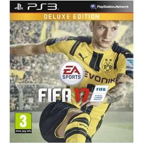 EA PlayStation 3 FIFA 17 Deluxe Edition (5030937121825) + Doprava zdarma