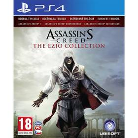 Ubisoft PlayStation 4 Assassin's Creed The Ezio Collection (USP400280) + Doprava zdarma