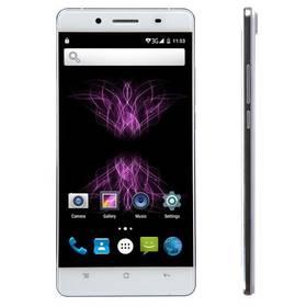 CUBOT X16S (PH2469) bílý SIM s kreditem T-Mobile 200Kč Twist Online Internet (zdarma) + Doprava zdarma