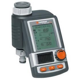 Urządzenie nawadniające Gardena C 1060 solar plus Czarny