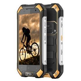 iGET BLACKVIEW BV6000s (84000135) černý SIM s kreditem T-Mobile 200Kč Twist Online Internet (zdarma)Software F-Secure SAFE 6 měsíců pro 3 zařízení (zdarma) + Doprava zdarma