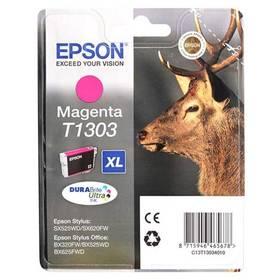 Epson T1303, 10ml - originální (C13T13034010) červená
