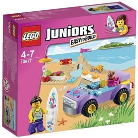 Stavebnica Lego® Juniors 10677 Výlet na pláž