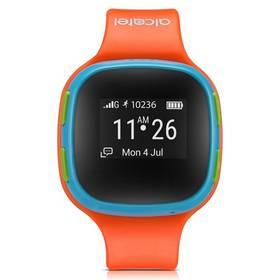 ALCATEL MOVETIME Track&Talk Watch (SW10-2JALCZ1) modré/oranžové