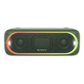 Sony SRS-XB30G zelené + Doprava zdarma