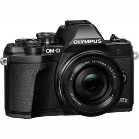 Olympus E-M10 III S 1442 EZ Pancake Kit (V207112BE000) černý