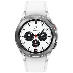 Samsung Galaxy Watch4 Classic 42mm (SM-R880NZSAEUE) strieborné