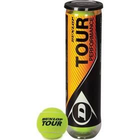 Dunlop Tour Performance (4 ks) + Doprava zdarma