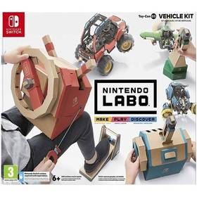 Nintendo SWITCH Labo Vehicle Kit (NSS495)