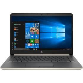 HP 14-dk0000nc (6VS74EA#BCM) zlatý