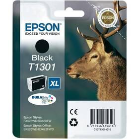 Epson T1301, 25,4 ml (C13T13014012) černá