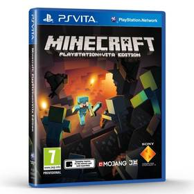 Sony PS VITA Minecraft (PS719439219)