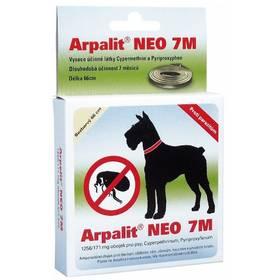 Aveflor Arpalit Neo 7M obojek antiparazitární 66cm, pro psy - bezbarvý