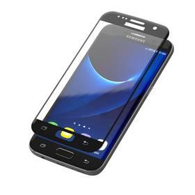 InvisibleSHIELD Glass Contour pro Samsung Galaxy S7 - černý rám (ZGGS7CGS-BK0) + Doprava zdarma