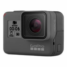 GoPro HERO6 Black černá + Doprava zdarma
