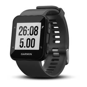 Garmin Forerunner 30 černé/šedé + Doprava zdarma