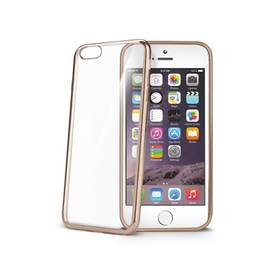 Celly Laser pro Apple iPhone 6/6S (BCLIP6SGD) zlatý
