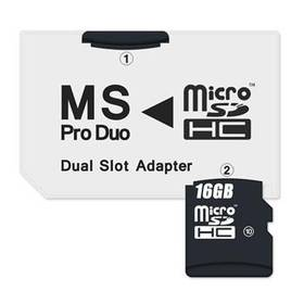 Connect IT MS Pro DUO 2xMicro SDHC (CI-49)