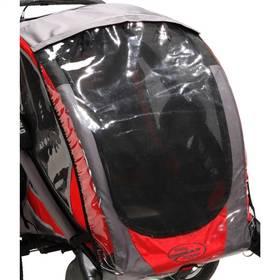 Pláštěnka na dětský vozík Baby Jogger POD, průhledná