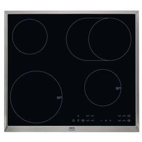 AEG Mastery HK634150XB černá/sklo