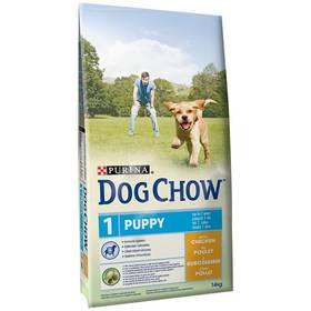 Purina Dog Chow Puppy kuře 14 kg