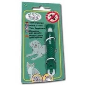 Kliešte Kerbl na klíšťata - plastová zelené