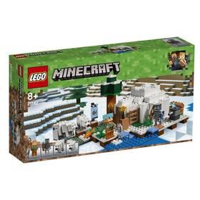 LEGO® MINECRAFT 21142 Iglú za polárním kruhem + Doprava zdarma