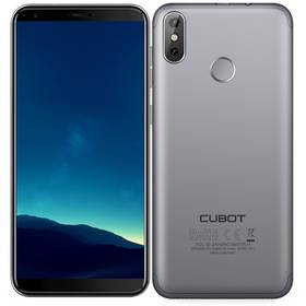 CUBOT R11 Dual SIM (PH3829) šedý SIM s kreditem T-Mobile 200Kč Twist Online Internet (zdarma)Software F-Secure SAFE, 3 zařízení / 6 měsíců (zdarma)