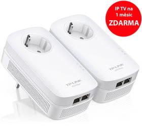 TP-Link TL-PA7020PKIT Starter Kit + IP TV na 1 měsíc ZDARMA (TL-PA7020PKIT) + Doprava zdarma