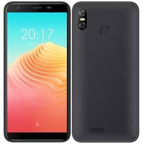 UleFone S9 Pro Dual SIM (ULE000017) černý SIM s kreditem T-Mobile 200Kč Twist Online Internet (zd