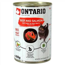 Ontario Beef, Salmon,Sunflower Oil 400 g