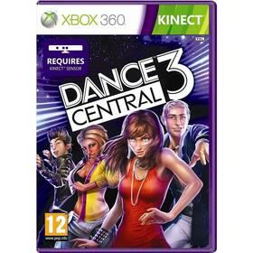 Microsoft Xbox 360 Dance central 3 (3XK-00040)