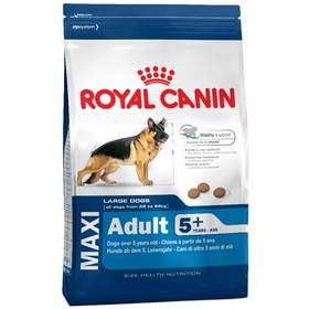 Royal Canin Maxi Adult +5 15 kg + Doprava zdarma