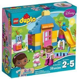 Lego® DUPLO Doktorka Plyšáková 10606 Ordinace na dvorku