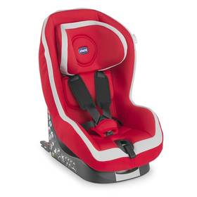 Chicco Go-One Isofix 2016 Red 9-18  kg SP červená