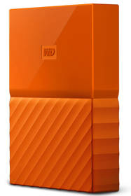 Western Digital My Passport 3TB (WDBYFT0030BOR-WESN) oranžový